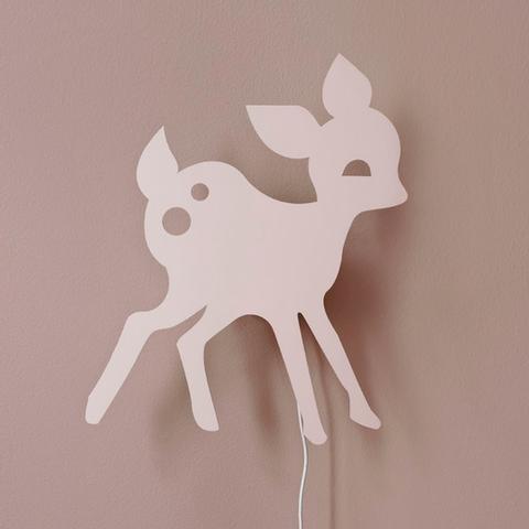 Bilde av Lampe My Deer Rosa - Ferm Living