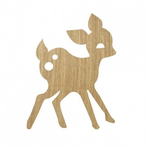 Bilde av Lampe My Deer Oiled Oak - Ferm Living