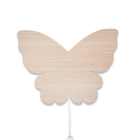 Bilde av Vegglampe Sommerfugl - Maseliving