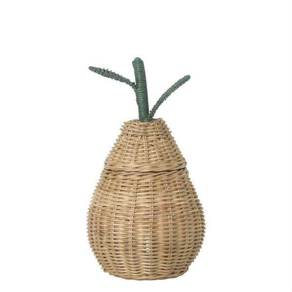 Oppbevaring Pear Small - Ferm Living