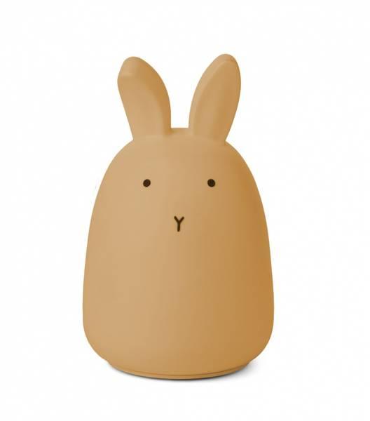 Winston Nattlampe Rabbit Yellow Mellow - Liewood