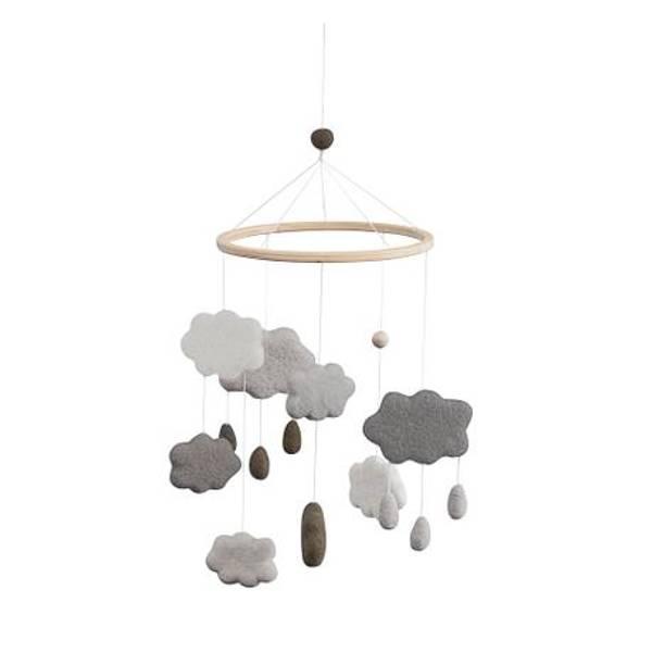 Uro Clouds Warm Grey - Sebra