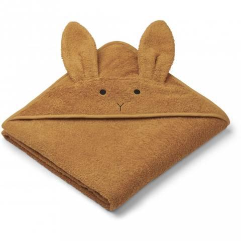 Bilde av Badehåndkle Rabbit Mustard - LIEWOOD