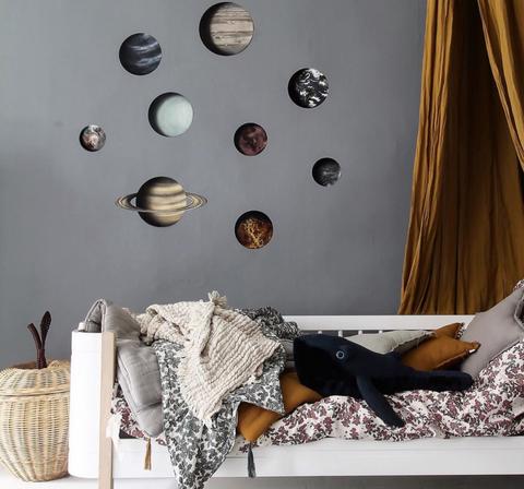 Bilde av Wallsticker - Solar system - Stickstay