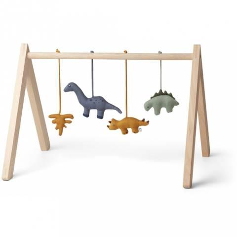 Bilde av Leker til babygym Dino - Liewood