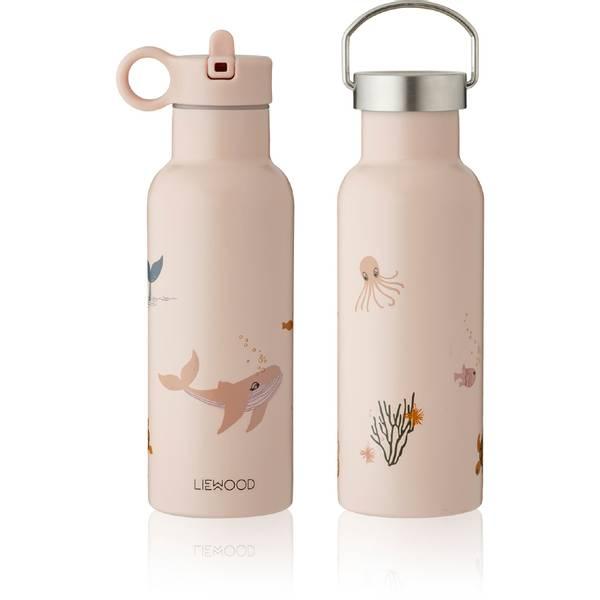 Neo Drikkeflaske Sea Rose (500ml) - Liewood