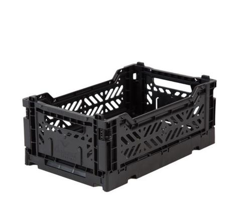 Bilde av Foldbar oppbevaringskasse Mini (Black)  - Ay-Kasa