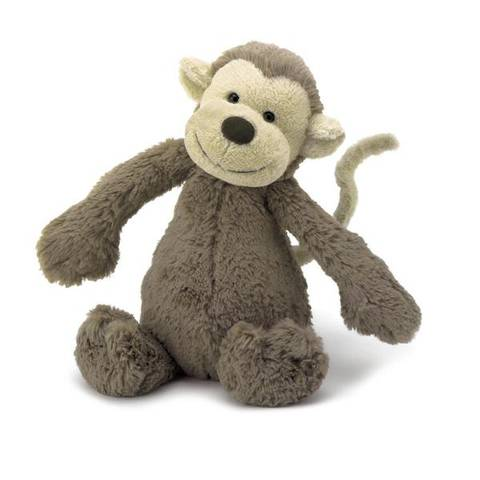 Bilde av Bashful Monkey 31 cm - Jellycat