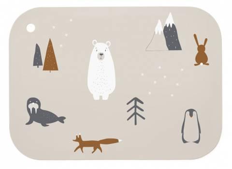 Bilde av Spisebrikke Arctic - Liewood