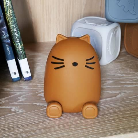 Bilde av Palma Sparebøsse Cat Mustard - Liewood
