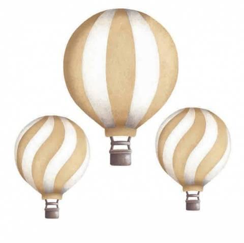 Bilde av Vintage balloon set Dusty Gold - Stickstay