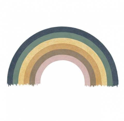 Bilde av Wallsticker - Pride's big rainbow - Stickstay