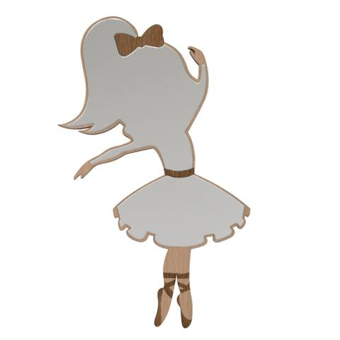 Bilde av Speil Ballerina - Maseliving