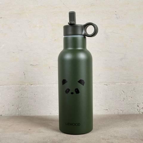 Bilde av Neo Drikkeflaske Panda Green (500ml) - Liewood