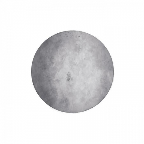 Bilde av Wallsticker - Moon Grey - Stickstay