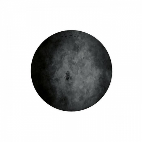 Bilde av Wallsticker - Moon Nearly black - Stickstay