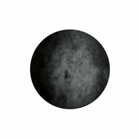 Bilde av Wallsticker - Moon Nearly black - Stickstay
