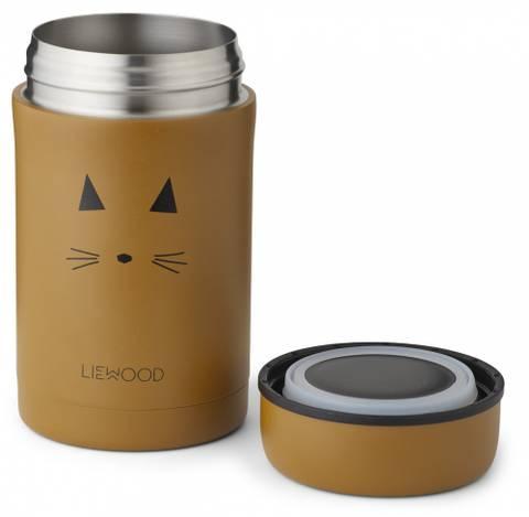 Bilde av Bernard Mattermos Cat Mustard (500ml) - Liewood