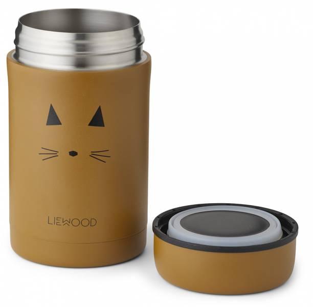 Bernard Mattermos Cat Mustard (500ml) - Liewood