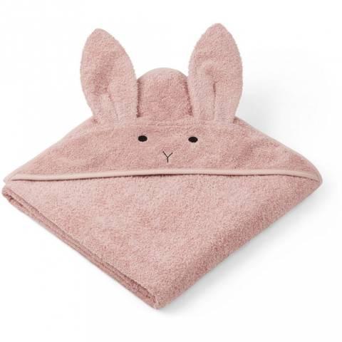 Bilde av Badehåndkle Rabbit Rose - LIEWOOD