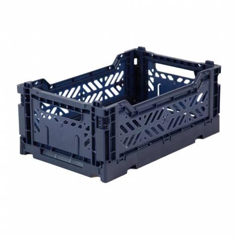 Bilde av Foldbar oppbevaringskasse Mini (Navy)  - Ay-Kasa