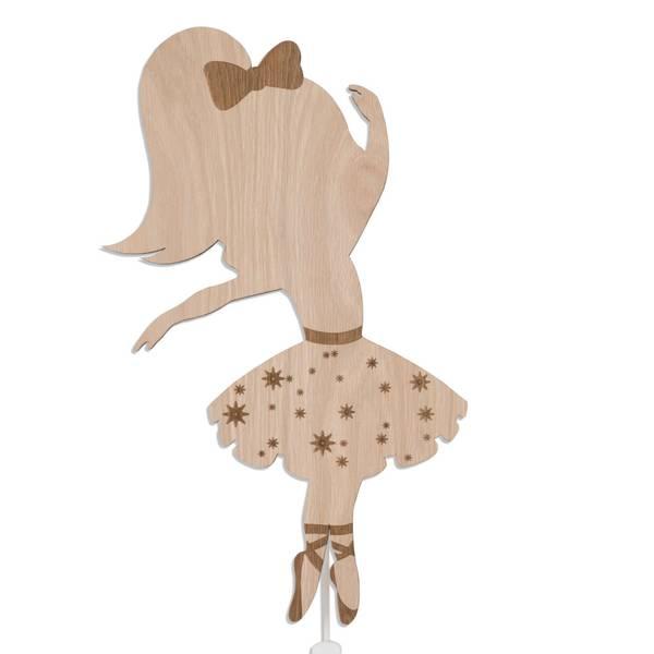 Vegglampe Ballerina - Maseliving