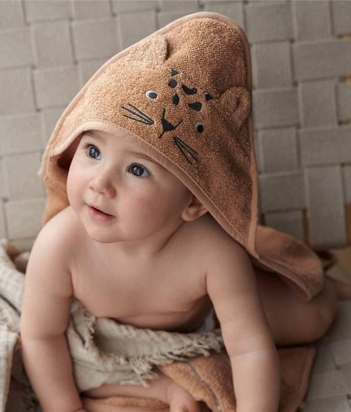 Badehåndkle Leopard - Liewood