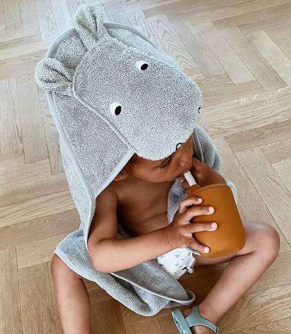 Bilde av Badehåndkle Hippo - Liewood