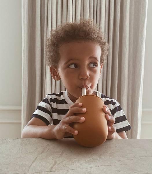 Ellis Sippy Cup Mustard - Liewood