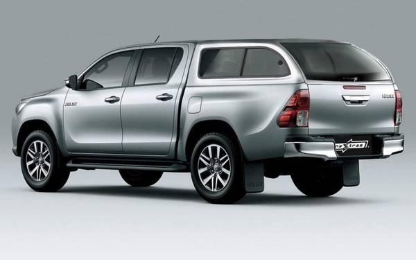 Bilde av  CarTop PRO Toyota D-CAB Ny