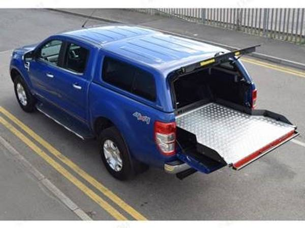 Bilde av Carryboy CarGo-Slide Til Ford