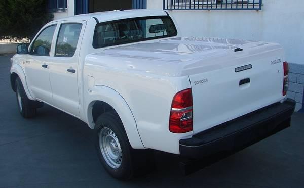 Bilde av  CarTop SPORT Toyota D-CAB