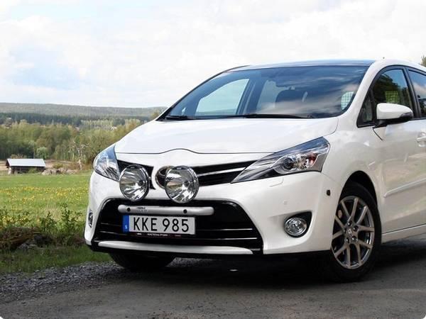 Bilde av Toyota Yaris Verso 2014-