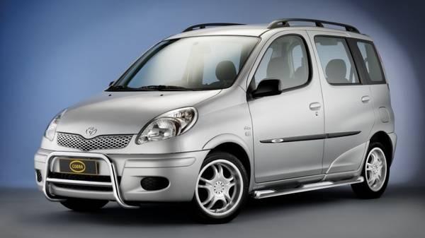 Bilde av Toyota Yaris Verso 2003-