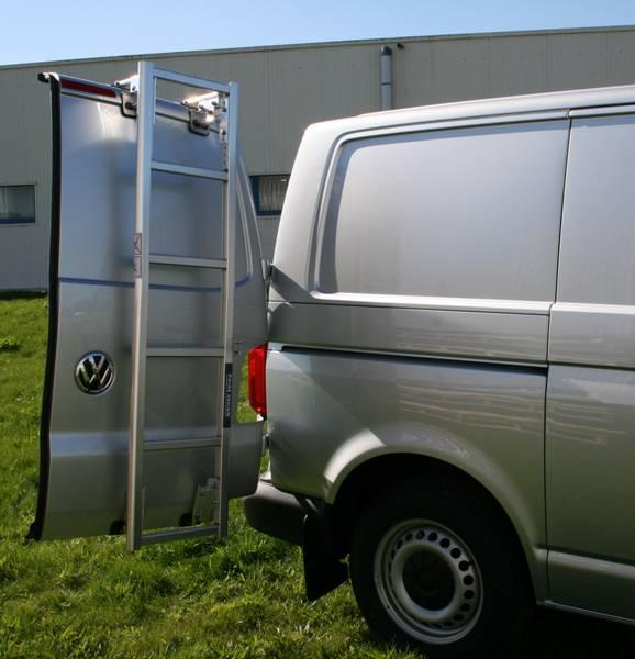 AluRack-Heldekkende takgrind / L / VW Transporter