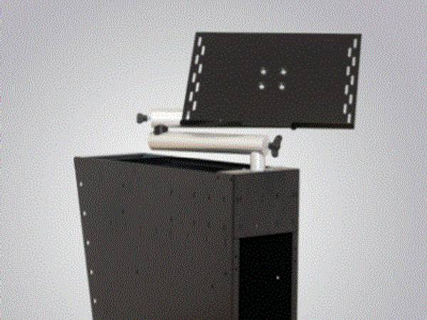 Bilde av Mobile Work Desk - FLEX Large