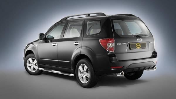 Bilde av Siderør m/step til Subaru