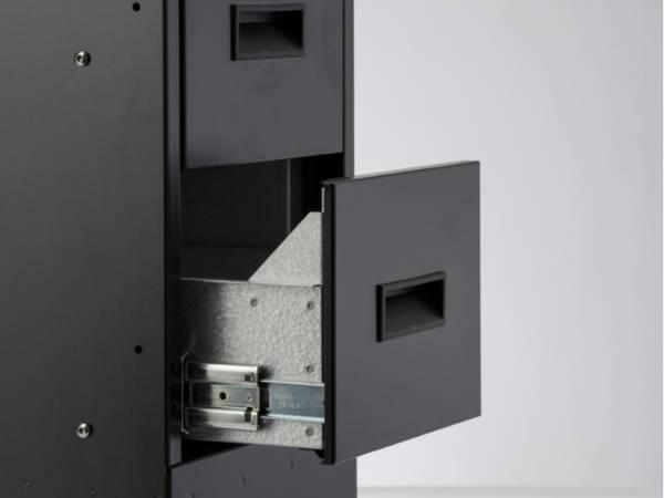 Bilde av Mobile Work Desk - Drowers