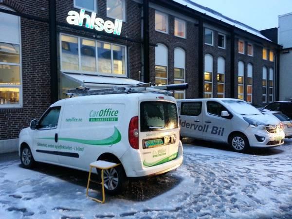 Bilde av 16.12 Ahlsell - Fabrikkgaten