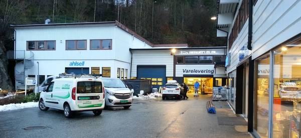 Bilde av 18.12 Ahlsell - Fana
