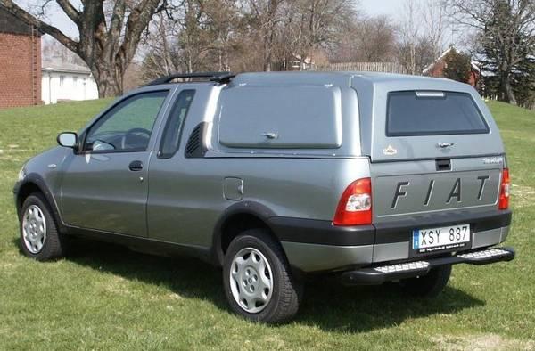 Bilde av VD Hardtop til Fiat Strada
