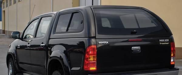 Bilde av  CarTop PRO Toyota D-CAB