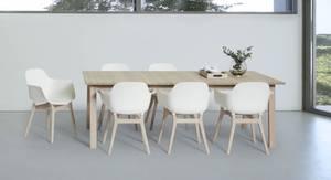 Bilde av T9 spisebord med uttrekk