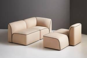 Bilde av Flora sofa hjørne