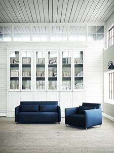 Bilde av Cord stol og sovesofa