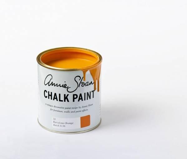 Bilde av Barcelona Orange Chalk