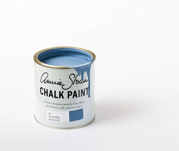 Bilde av Greek Blue, Chalk Paint by
