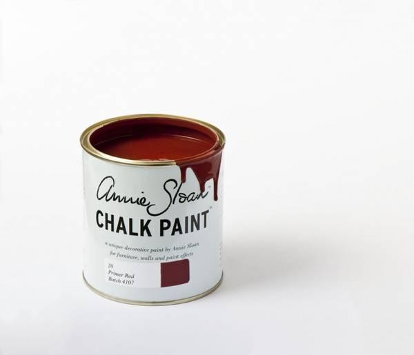 Bilde av Primer Red Chalk Paint