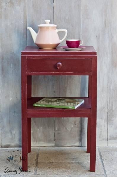 Primer Red Chalk Paint dekorativ paint by Annie Sloan