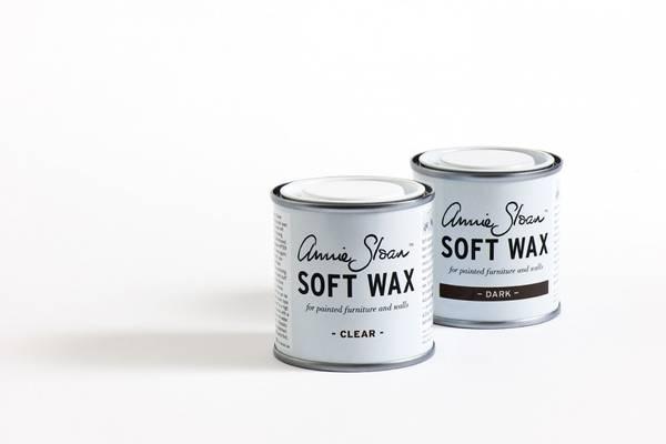 Clear wax, 120 ml